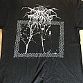 Darkthrone - TShirt or Longsleeve - Darkthrone - Under A Funeral Moon TS