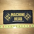 Machine Head - Patch - Machine Head - Logo Patch OG 1994