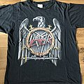 Slayer - European Campaign 1990 TS
