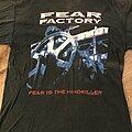 Fear Factory - TShirt or Longsleeve - Fear Factory - Suffer Bastard Tour 1993 TS