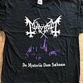 Mayhem - TShirt or Longsleeve - Mayhem - De Mysteriis Dom Sathanas TS
