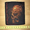 Sepultura - Beneath The Remains Patch OG 1990