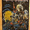 Iron Maiden - Patch - Iron Maiden - Live After Death 1985 OG Backpatch