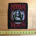 Napalm Death - Patch - Napalm Death Patch OG
