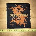 Sepultura - Logo Patch OG 1991