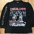 Cannibal Corpse - TShirt or Longsleeve -  Cannibal Corpse - Butchered At Birth / European Tour 1992 LS