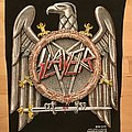 Slayer - Eagle 1990 Brockum Backpatch