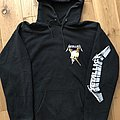 Metallica - Hooded Top - Metallica - Master Of Puppets Hoodie