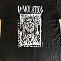 Immolation - TShirt or Longsleeve - Immolation - No Jesus No Beast TS