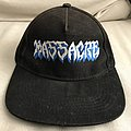 Massacre - Other Collectable - Massacre - Logo Cap