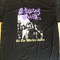 Mortuary Drape - TShirt or Longsleeve - Mortuary Drape - All The Witches Dance TS