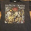 Napalm Death - TShirt or Longsleeve - Napalm Death - Utopia Banished TS