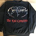 Obituary - TShirt or Longsleeve - Obituary - The End Complete European Tour 1992 Sweater