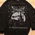 Mayhem - De Mysteriis Dom Santa X-mas Sweater TShirt or Longsleeve