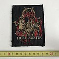 Slayer - Patch - Slayer - Hell Awaits 2009 Patch