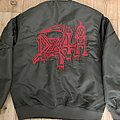 Death - Battle Jacket - Death - Logo Bomber Jacket