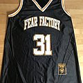 Fear Factory - TShirt or Longsleeve - Fear Factory - Basketball Jersey