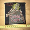 Cannibal Corpse - Eaten Back To Life Patch OG 1992