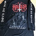 Marduk - TShirt or Longsleeve - Marduk - Those Of The Unlight LS