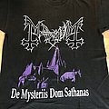 Mayhem - De Mysteriis Dom Sathanas TS TShirt or Longsleeve