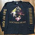 Machine Head - TShirt or Longsleeve - Machine Head - Burn My Eyes LS