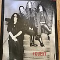 Morbid Angel - Other Collectable - Morbid Angel - Tour 1995 Poster Gig