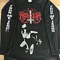 Marduk - Fuck Me Jesus LS TShirt or Longsleeve