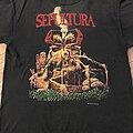 Sepultura - TShirt or Longsleeve - Sepultura - Third World Posse Tour 92 TS