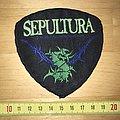 Sepultura - Tribal S Patch OG 1993