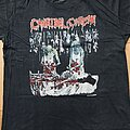 Cannibal Corpse - TShirt or Longsleeve - Cannibal Corpse - Butchered At Birth TS
