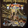 Iron Maiden - Somewhere on tour backpatch