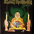 Iron Maiden - Seventh son backpatch