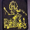 Iron Maiden - Sanctuary printed Patch