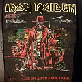 Iron Maiden - Stranger in a strange Land Backpatch