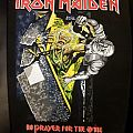 Iron Maiden - No prayer for the dying backpatch