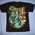 Ghost 2012 North American Tour T-Shirt