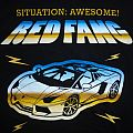 """Red Fang 2014 """"Situation: Awesome!"""" Tour T-Shirt"""