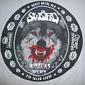 """The Sword """"Winters Wolves"""" Heavy Metal Ale T-Shirt"""