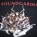 Soundgarden 2013 King Animal Unofficial Bootleg Tour T-Shirt