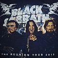 Black Sabbath 2013 The Reunion Tour Unofficial Bootleg T-Shirt