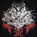 "Soundgarden 2012 ""King Animal"" Warm Up Tour T-Shirt"