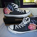 "Black Sabbath ""Paranoid"" Converse Shoes   Other Collectable"