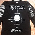 Sex, Cyber & Rock'n'roll Tour 95 longsleeves