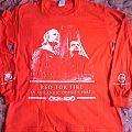Solefald - TShirt or Longsleeve - Solefald - red for fire - longsleeves