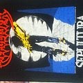 """Sepultura """"Escape to The Void"""" Back Patch"""