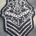 Testament Tour Patch