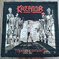 Kreator Terrible Certainty Woven Patch