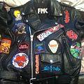Leather update- finished! Battle Jacket