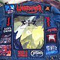 Finished battle jacket