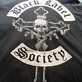 Black Label Society shirt, 2007